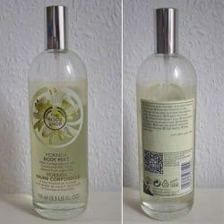 Produktbild zu The Body Shop Moringa Body Mist
