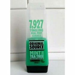 Produktbild zu Original Source Minze & Teebaum Duschgel