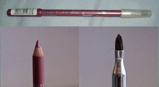 p2 perfect color lipliner, Farbe: 040 party vamp