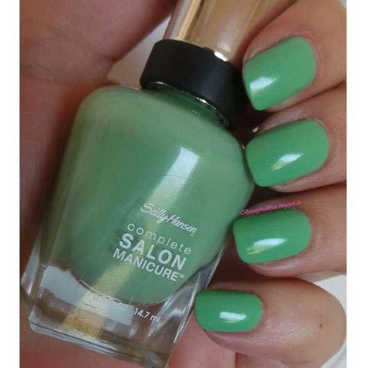 Sally Hansen Complete Salon Manicure Nagellack, Farbe: 842 Mojito (LE)