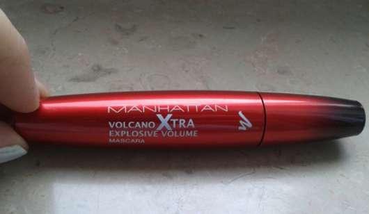 Manhattan Volcano Xtra Explosive Volume Mascara, Farbe: 101N black