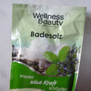 Wellness & Beauty Badesalz Melisse & Wacholder