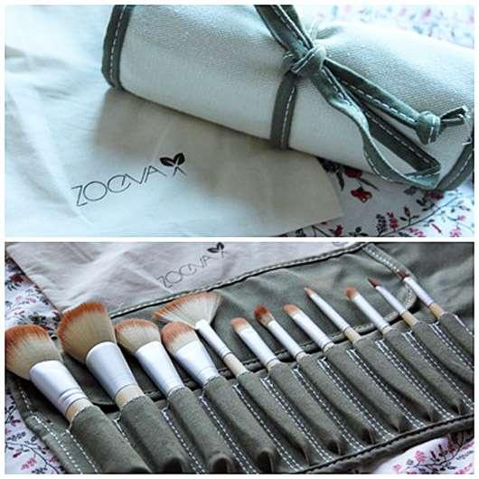 Zoeva Bamboo Pinsel Set