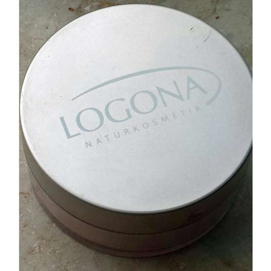 <strong>LOGONA</strong> Loose Face Powder - Farbe: 001 Beige