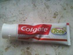 Produktbild zu Colgate Total Original Zahncreme