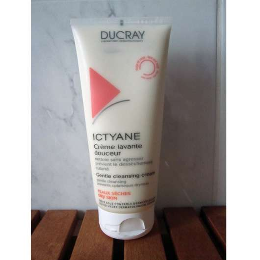 Ducray Ictyane Gentle cleansing cream