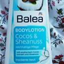 Balea Bodylotion Cocos & Sheanuss (trockene Haut)