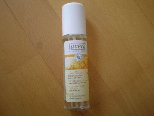<strong>lavera Naturkosmetik</strong> Honey Moments Fresh Deo Spray