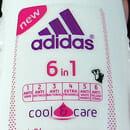 adidas 6 in 1 Cool & Care Anti-Transpirant Deodorant Roll-On