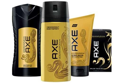 AXE Gold Temptation