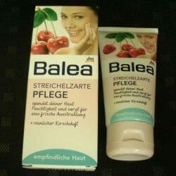 Produktbild zu Balea Streichelzarte Pflege (empfindliche Haut)