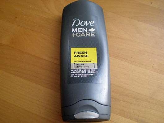 Dove Men + Care Fresh Awake Pflegedusche (für Körper und Gesicht)