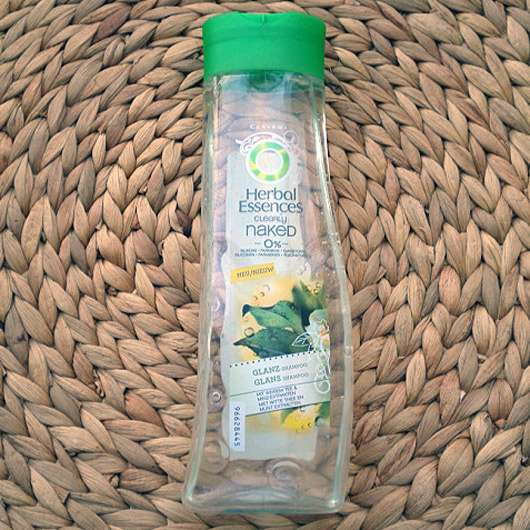 <strong>Herbal Essences</strong> Clearly Naked Glanz-Shampoo