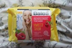 Produktbild zu Balea Feuchtigkeitsspendende Reinigungstücher Himbeertraum (LE)