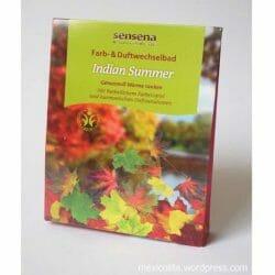Produktbild zu Sensena Farb- & Duftwechselbad Indian Summer