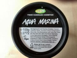 Produktbild zu LUSH Aqua Marina (Gesichts- & Körperreiniger)
