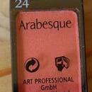 Arabesque Kompakter Lidschattenpuder, Farbe: 24 Melone