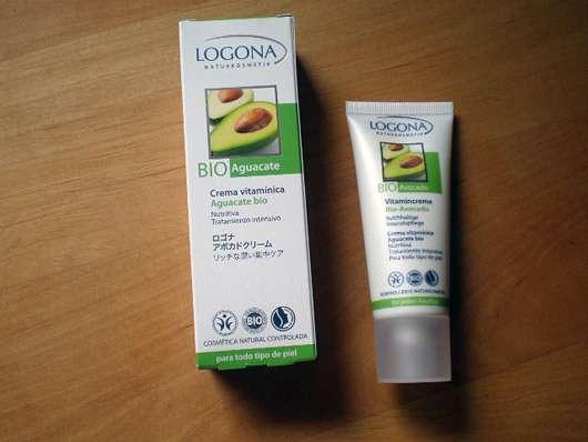 <strong>LOGONA</strong> Vitamincreme Bio-Avocado