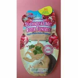Produktbild zu Montagne Jeunesse Creme-Tuch-Maske mit Roter Tonerde