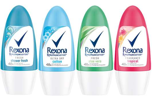 Rexona motionsense™ Roll-on Anti-Transpirant