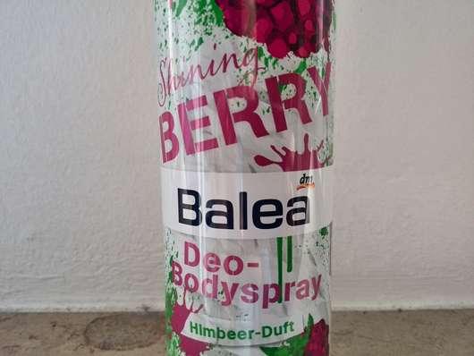 Balea Shining Berry Deo-Bodyspray (LE)