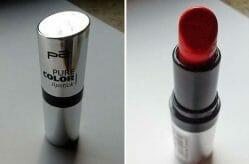 Produktbild zu p2 cosmetics pure color lipstick – Farbe: 080 Via Montenapoleone