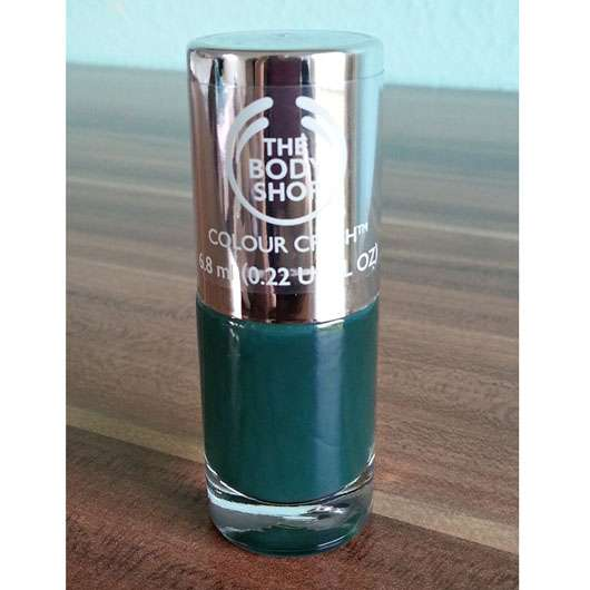 The Body Shop Colour Crush Nail Colour, Farbe: 510 The Body Shop Green