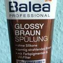 Balea Professional Glossy Braun Spülung