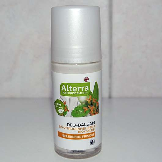 Alterra Deo-Balsam Bio-Zitronenmelisse & Bio-Salbei