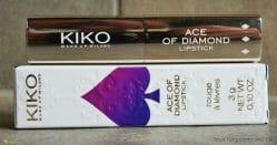 Produktbild zu KIKO Ace of Diamond Lipstick – Farbe: 27 Refined Burgundy (LE)