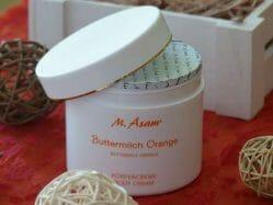 Produktbild zu M. Asam Buttermilch Orange Körpercreme