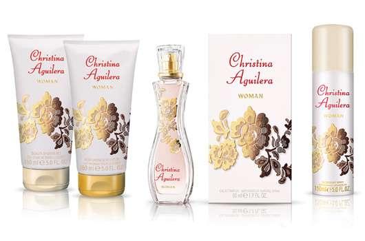 2×1 Christina Aguilera WOMAN Set zu gewinnen