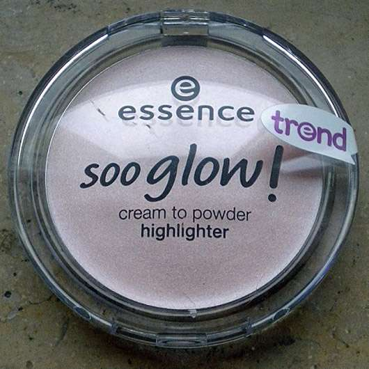 essence soo glow! cream to powder highlighter, Farbe: 20 bright up your life