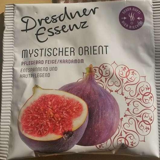 Dresdner Essenz Mystischer Orient Pflegebad Feige/Kardamom