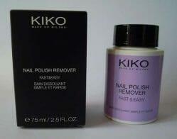 Produktbild zu KIKO Nail Polish Remover Fast & Easy