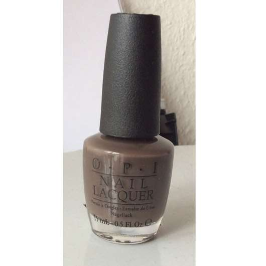 OPI Nail Lacquer, Farbe: How Great is Your Dane? (LE)