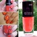 Artdeco Art Couture Nail Lacquer, Farbe: 648 couture salmon pink