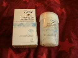 Produktbild zu Dove Maximum Protection Anti-Transpirant Deo-Creme