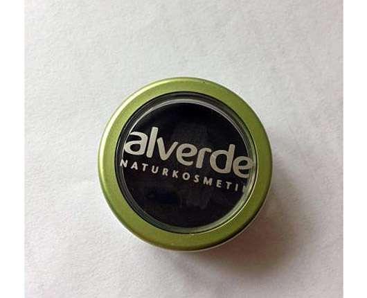 alverde Creme Eyeliner, Farbe: 10 Graphit Grey