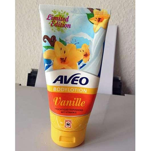 <strong>AVEO</strong> Bodylotion Vanille (LE)
