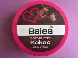 Produktbild zu Balea Bodybutter Kakao