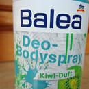 Balea Shining Kiwi Deo-Bodyspray (LE)