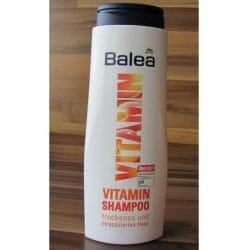 Produktbild zu Balea Vitamin Shampoo (trockenes & strapaziertes Haar)