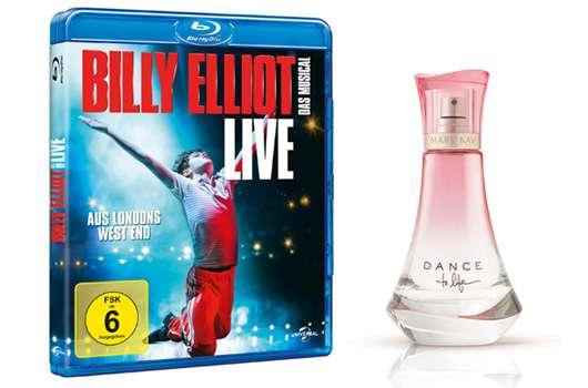 Gewinne zum DVD-Start von BILLY ELLIOT – Das Musical ein exklusives Duft-Set!