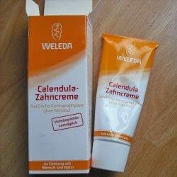 Produktbild zu Weleda Calendula-Zahncreme