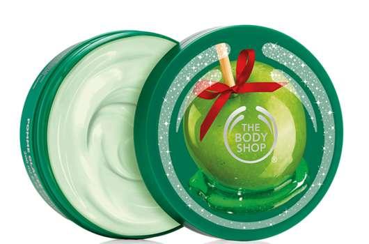 The Body Shop Glazed Apple Bodycare-Kollektion
