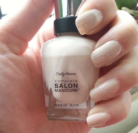 Sally Hansen Complete Salon Manicure Nagellack, Farbe: 700 Himalaya (LE)