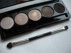 Produktbild zu IsaDora Eye Shaodw Palette – Farbe: 63 Mesmerize (LE)