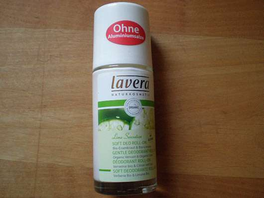 <strong>lavera Naturkosmetik</strong> Lime Sensation Soft Deo Roll-On