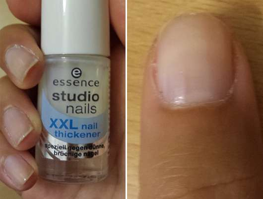 <strong>essence studio nails</strong> XXL nail thickener